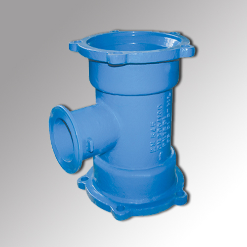 En545 Ductile Iron Pipe Fittings