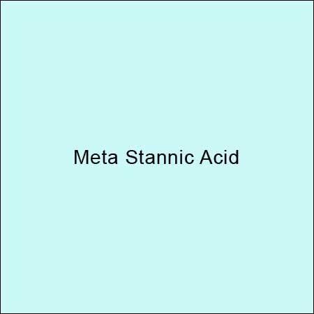 Meta Stannic Acid in  Tilak Bazar
