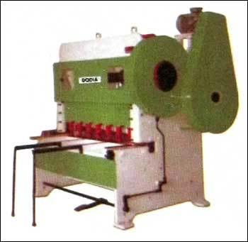 Over Crank Shearing Machine in  Rakhial