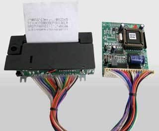 Printer Control Cards