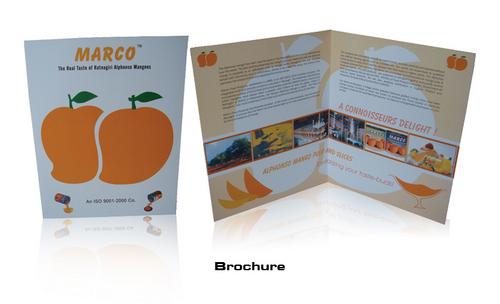 Company Brochures Printing Services in  Thakker Indl. Est.-N. M. Joshi Marg