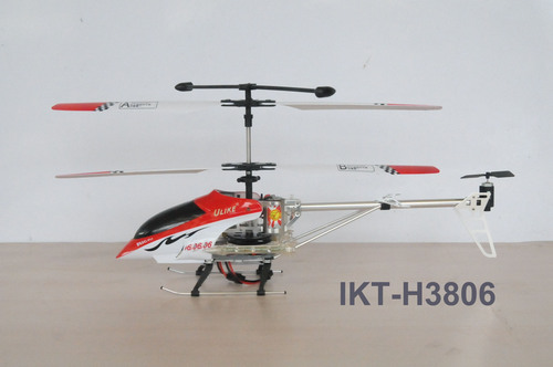 Rc Helicopter - 3ch With Gyro