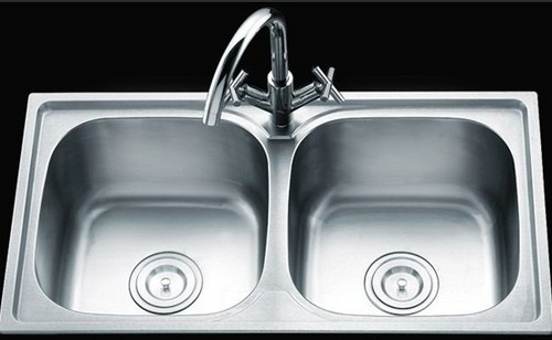Double Bowl Stainless Steel Kitchen Sink Kk7741 In Shunde Foshan