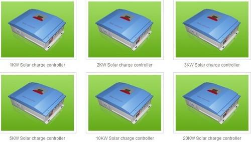 5kw/10kw/20kw 120v/220v/240v Solar Controller