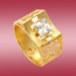 Mens Gold Plated Rings