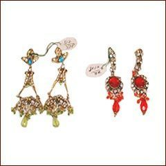 Imitation Earrings in  Swadeshi Market [Sb]