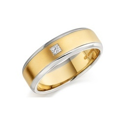 Gents Gold Rings