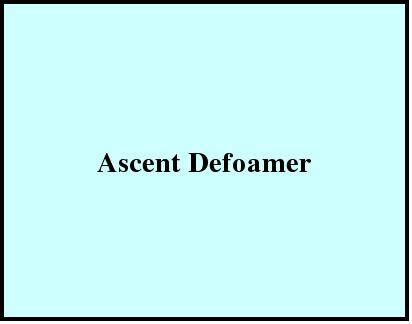 Ascent Defoamer