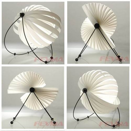 Decorative Conch Lamps