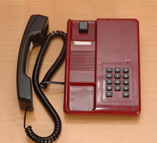 Electronic Push Button Telephone