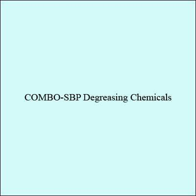 Combo-Sbp Degreasing Chemicals in  Mahadevapura (Whitefield)