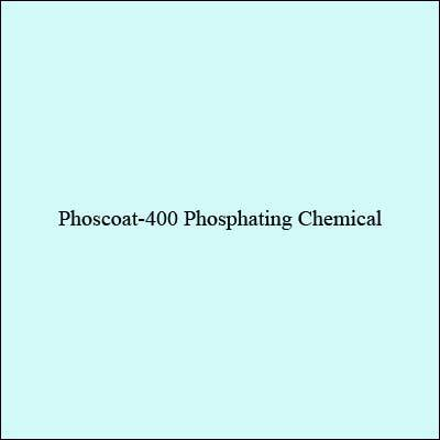 Phoscoat-400 Phosphating Chemical