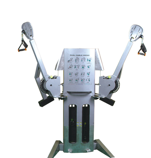 cable cross machine