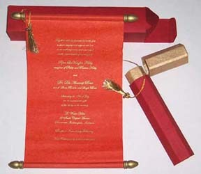 Traditional pattern wedding invitation cards in civil for Art decoration international pvt ltd