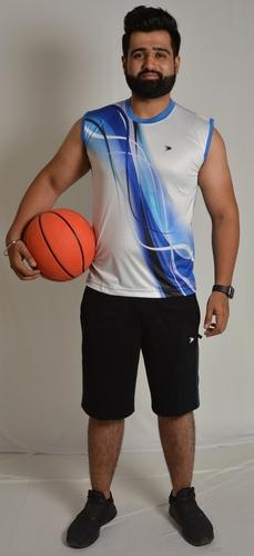 Mens Sports Singlets