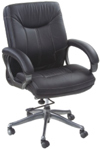 Black Color CEO Chairs in  M.G. Road