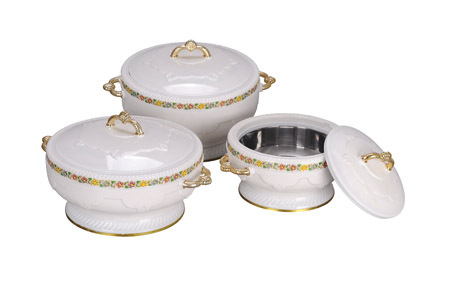 3pcs Hot Pot Sets