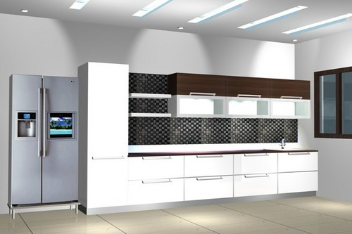 new design of modular kitchen. lifestyle kitchenmodular kitchen
