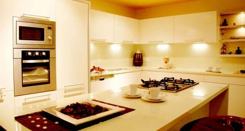 Classic Design Modular Kitchen Furniture In Whs Kirti Nagar New Delhi Raem Designs Pvt Ltd