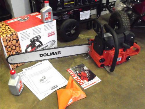 Chainsaw Dolmar Ps 35 – Wonderful Image Gallery