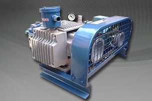 Rotary Vane Vacuum Pressure Pump