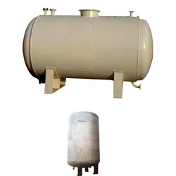 Air Receivers And Hot Water Tanks