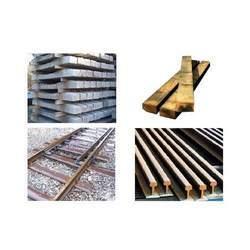 Railtrack Sleepers And Rails