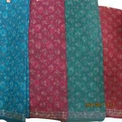 Small Border Thethan Print Fabrics