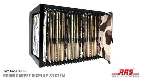 Room Carpet Display System