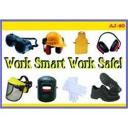 industrial safety posters in bhosari bhosari monika arts