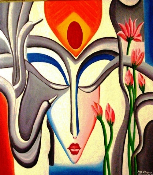 Handmade Oil Paintings