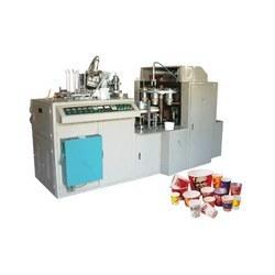 Paper Cup Machine