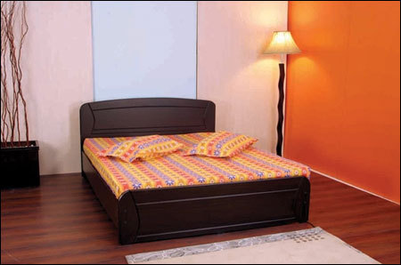 Beautiful Wooden Bed In M.G. Road