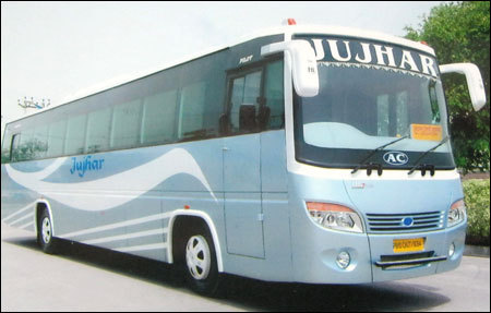 Jujhar Luxury Bus