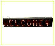 LED Moving Message Display in  Tri Nagar