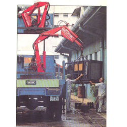 Maclifton Truck Mounted Knuckle Boom Cranes