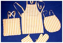 Sleek Design Kitchen Linens