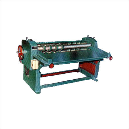 4-Bar Rotary Cutting & Creasing Machine in  27c-Sector
