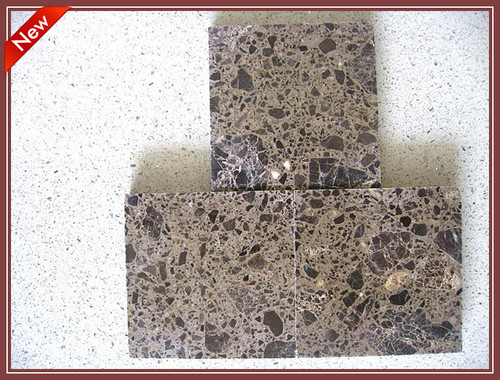 Emperador Light Artificial Stone