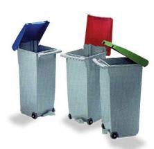 Clipper Plastic Dustbins