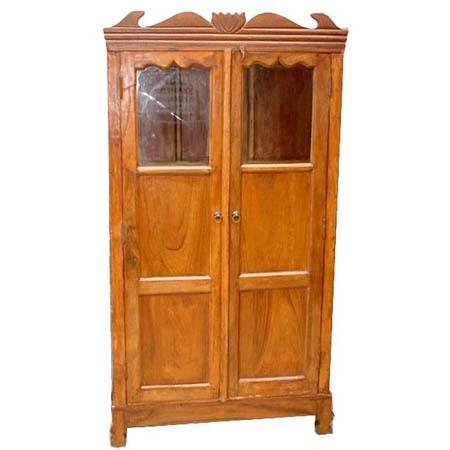 Classic wooden almirah in lajpat nagar ii new delhi exporter and manufacturer - Wooden almirah pictures ...