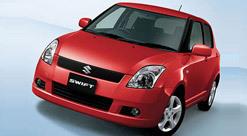Rental Service For Swift Car