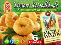 Medu Wada & Sambhar