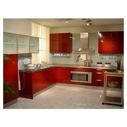 Modern Modular Kitchen In Nit Faridabad Manufacturer