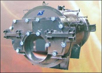 Industrial Mint Boiler