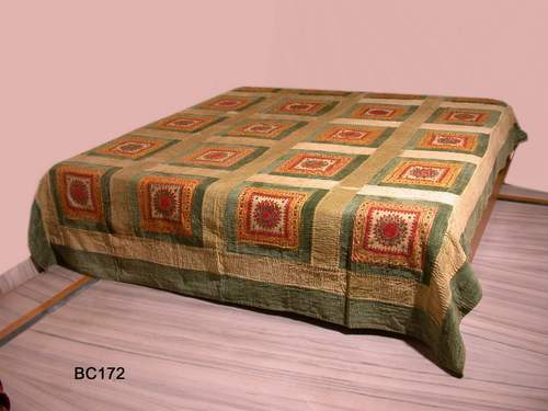 Cotton Bed Cover in  Vijay Enclave