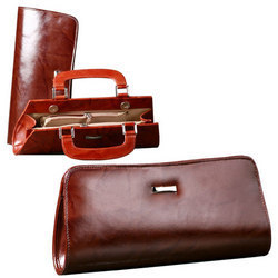 Leather Clutch Purse in  Shaheen Bagh (Okhla Village)