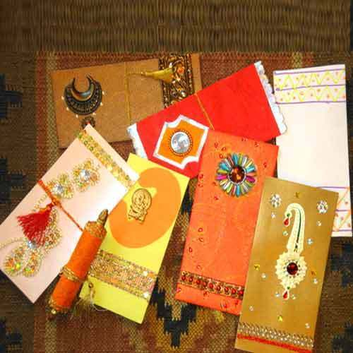 Fancy Envelopes With Decorations in Narayan Singh Circle, Jaipur ...