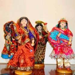 Rajasthani Copa Dolls