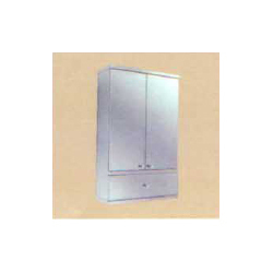 Steels and Glass Cabinet